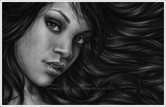 Rihanna by zindy